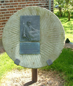 Monument Jan Langevoord